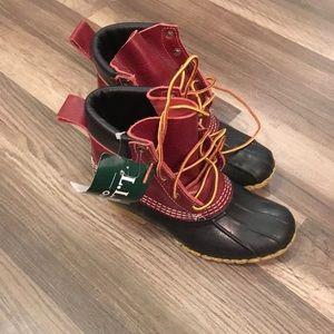 NEW L.L. Bean SMALL BATCH Duck Boots 🦆 WMNS 6